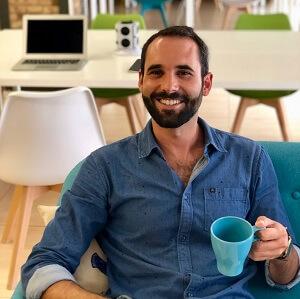Carlos Montero - Comunidad Vortex Coworking