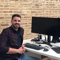 Luke Torrens - Comunidad Vortex Coworking